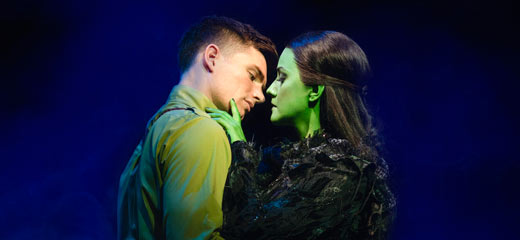 PHOTOS: First look at David Witts and the new Wicked cast