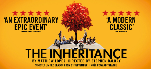 Vanessa Redgrave returns to the West End for The Inheritance