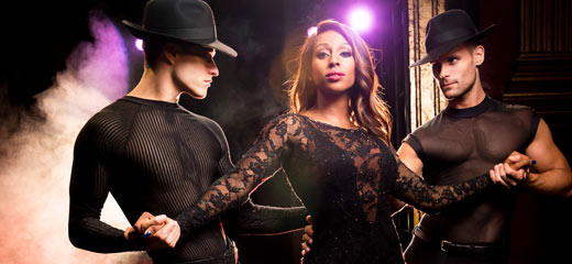PHOTOS: First look at Alexandra Burke in Chicago