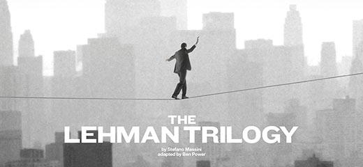 National Theatre's The Lehman Trilogy will transfer to the West End