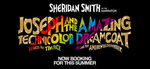 Star of Legally Blonde, Sheridan Smith to star in Joseph and the Amazing Technicolor Dreamcoat