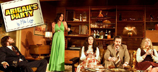 Gin & Tonics flow as Abigail's Party opens at Wyndham's Theatre