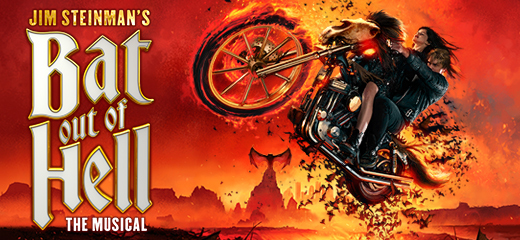 Bat Out Of Hell returns to London in 2018