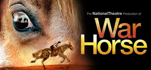 Sign up to our waitlist for War Horse at the National Theatre