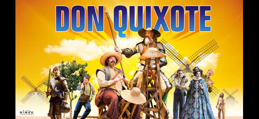 Don Quixote tickets now on sale