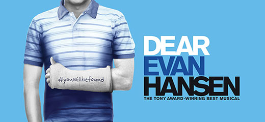 Dear Evan Hansen transfers to London's Noël Coward Theatre