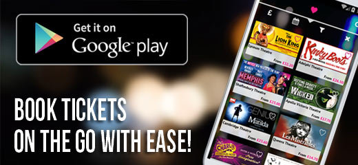 LOVEtheatre App for Android