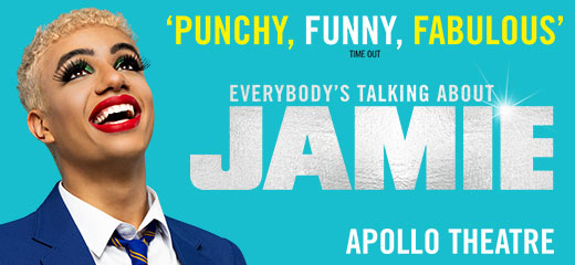 Everybody's Talking About Jamie announces extension and film adaptation