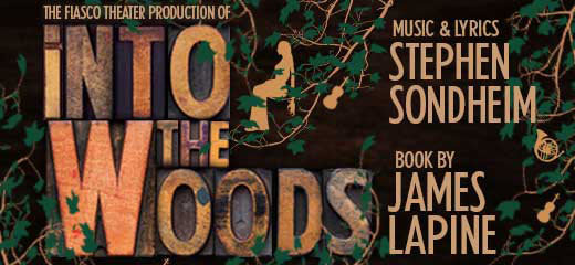 literary analysis of the play into the woods by stephen sondheim and james lapine Into the woods music and lyrics by stephen sondheim  in this new take on the sondheim and lapine classic musical,  monumental play described by the new york .