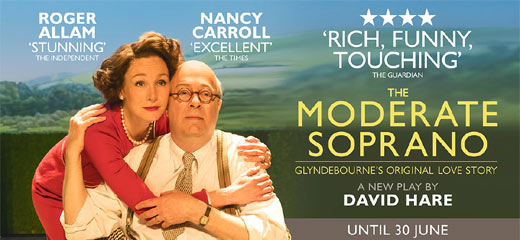 Q&A with David Hare and the cast of The Moderate Soprano