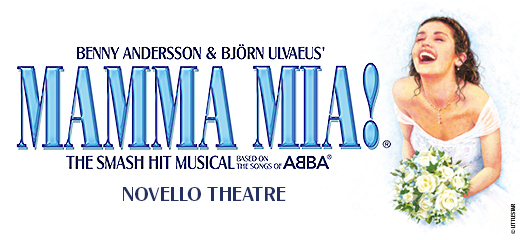 Mamma Mia! + FREE Afternoon Tea (Charing Cross Hotel)