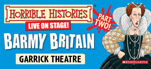 Horrible Histories: Barmy Britain - Part 2!