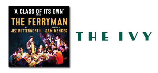 The Ferryman + 2 Course Post-Theatre Dinner at The Ivy