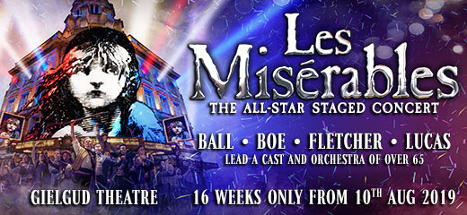 Les Misérables: The All-Star Stage Concert