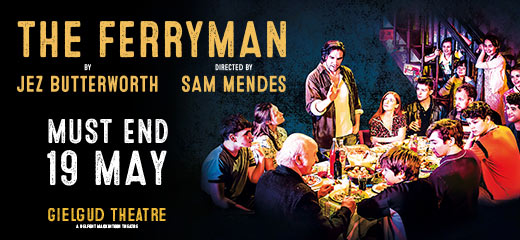 The Ferryman + 2 Course Dinner