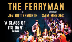 The Ferryman tickets for the Gielgud Theatre - from LOVEtheatre