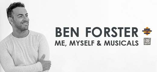 Ben Forster - Me, Myself And Musicals