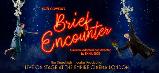 Brief Encounter + Haymarket Hotel - 3 Course Meal & Glass Of Wine