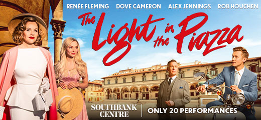 The Light in the Piazza further casting announced