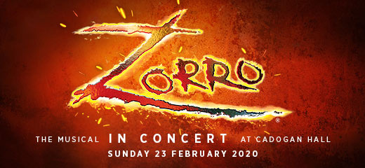 Zorro: The Musical in Concert