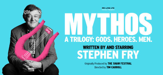 Stephen Fry's Mythos - Part 3: Men