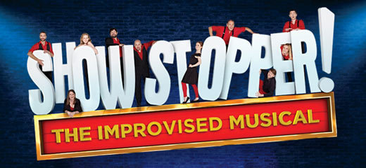 Showstopper! The Improvised Musical + FREE 2 Course Dinner