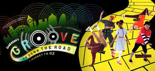 ZooNation's Groove On Down The Road