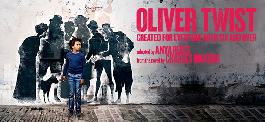Oliver Twist - Created For Everyone Aged 6 And Over