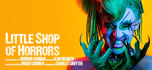 Little Shop Of Horrors - Open Air Theatre