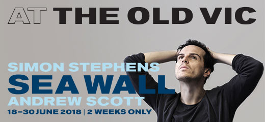 Sea Wall tickets - The Old Vic