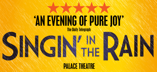 Singin In The Rain Free 2 Course Dinner At L 233 On De Bruxelles Package Great Prices Theatre