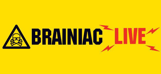 Brainiac Live Tickets London Theatre Tickets Palace