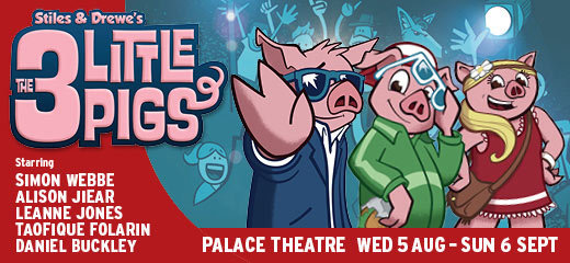 The Three Little Pigs Tickets London Theatre Tickets