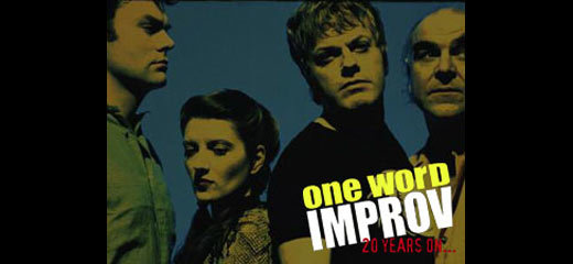Eddie Izzard One Word Improv Tickets London Theatre