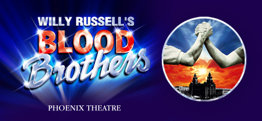 Blood Brothers + FREE 2 Course Dinner
