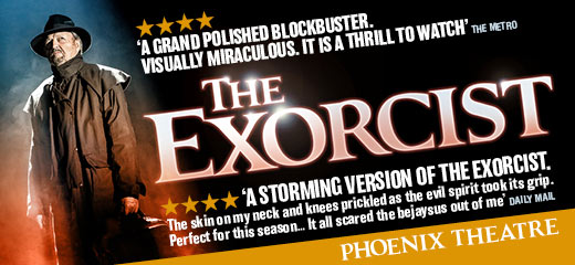The Exorcist + FREE 2 Course Dinner