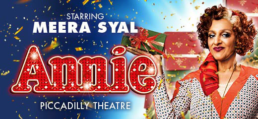 Last chance to see Meera Syal in hit musical Annie