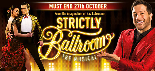 Cast announced for the West End premiere of Baz Luhrmann's Strictly Ballroom The Musical