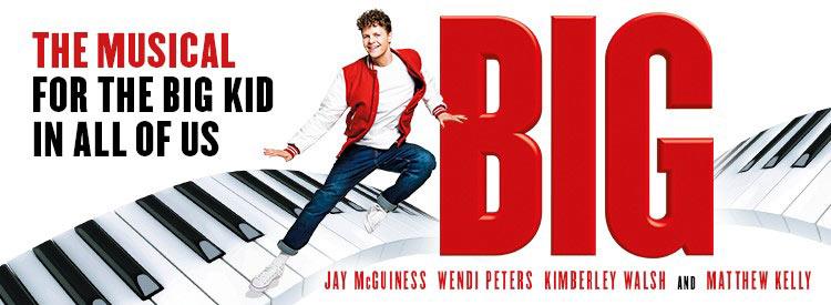 3f2697a20d1 BIG The Musical London Tickets: Dominion Theatre | LOVEtheatre