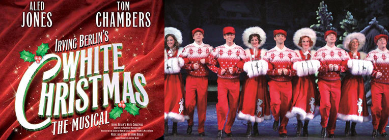 White Christmas Musical.White Christmas Tickets London Theatre Tickets Dominion