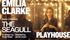 Book  The Seagull London Tickets