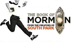 Book The Book Of Mormon Musical Tickets from LOVEtheatre for the Prince Of Wales Theatre London