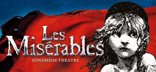 Les Misérables + Premium 3 Course Dinner