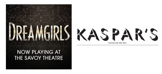 Dreamgirls + 2 Course Pre-Matinee Lunch at Kaspar's at The Savoy