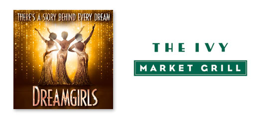 Dreamgirls + Afternoon Tea at The Ivy Market Grill