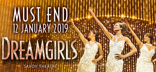 Dreamgirls + FREE Glass of Prosecco & Chocolates