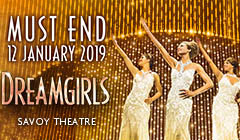 Book Dreamgirls Tickets from LOVEtheatre for the Savoy Theatre London