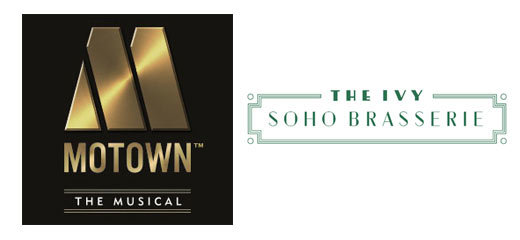 Motown The Musical + 2 Course Pre-Theatre Dinner at The Ivy Soho Brasserie