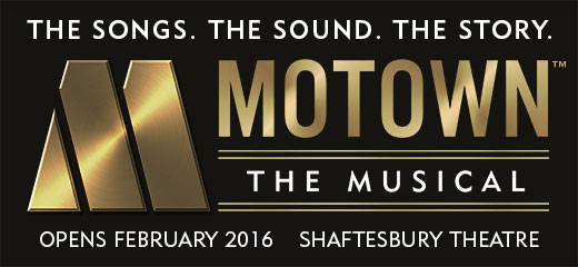 Motown The Musical + FREE 2 Course Pre-Theatre Dinner at Fire & Stone