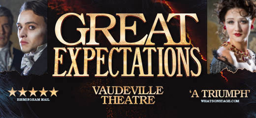 Great Expectations + FREE Champagne
